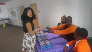Book Signing Event at Princeton